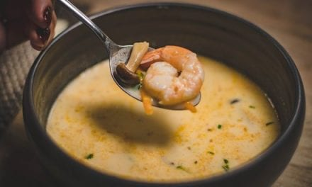 Instant pot Shrimp Soup