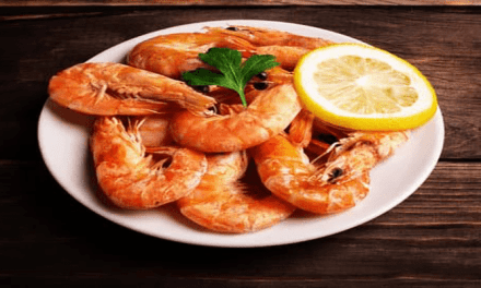 Air Fryer Shrimp Recipe