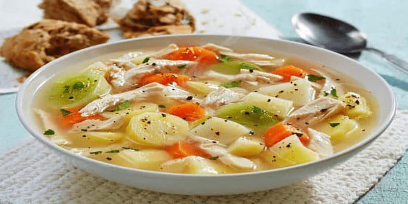 Chicken Stew Instant Pot