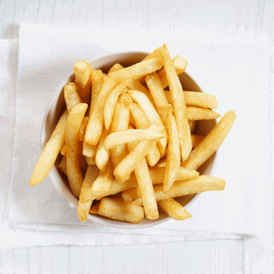 instapot french fries