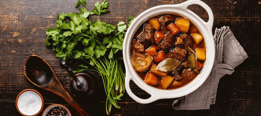 ingredients of instant pot beef stew