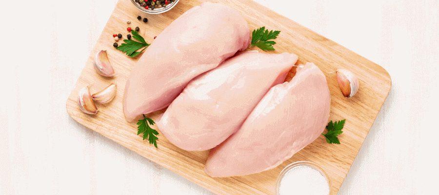 frozen chicken breast with garlic