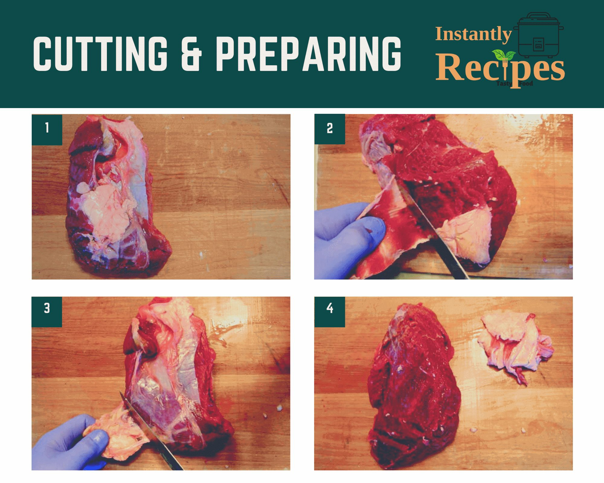 Cutting and preparing jerky