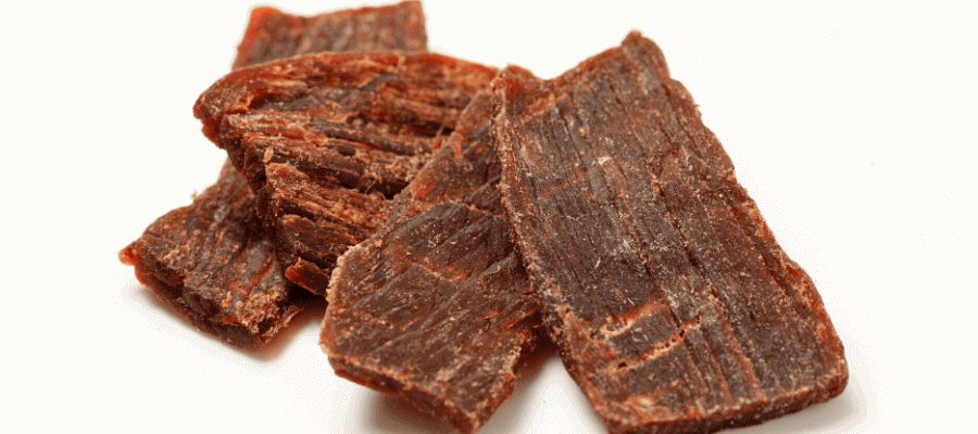 how you can store the beef jerky
