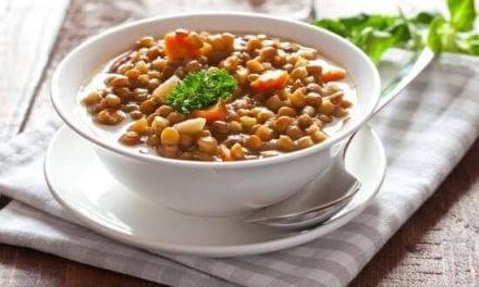 lentil soup instant pot