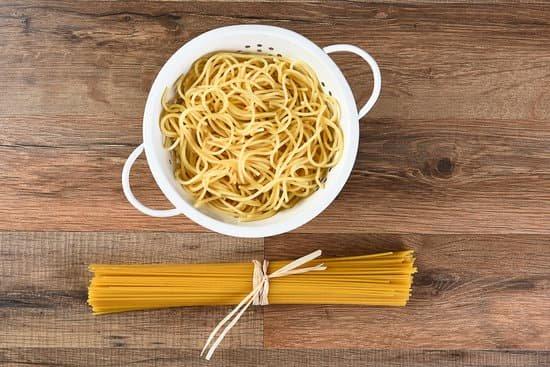 regular spaghetti