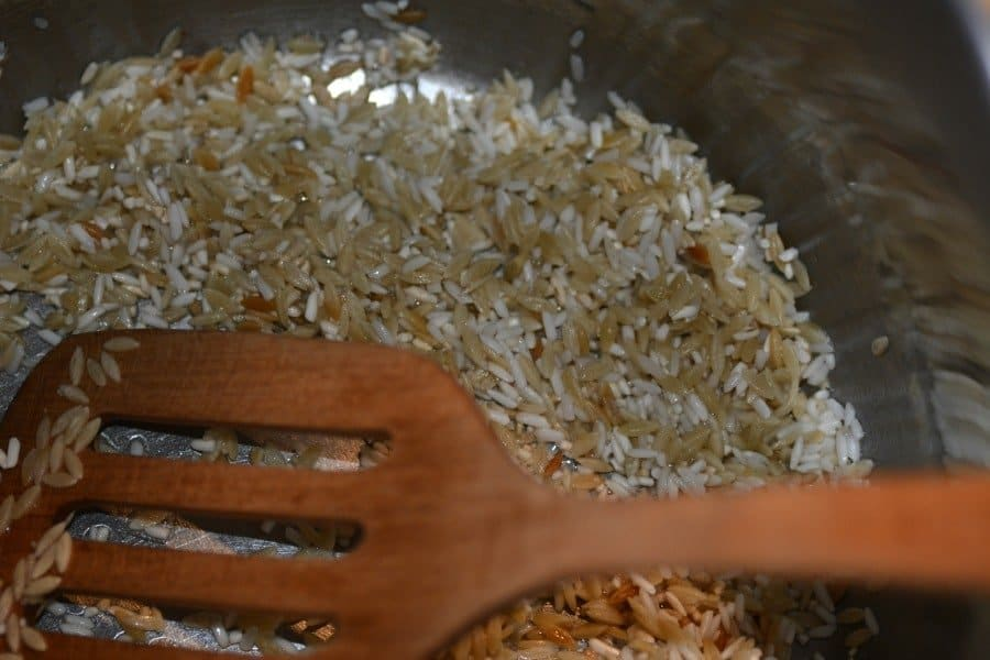 rice a roni with butter in instant pot