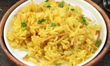 Instant pot rice a roni